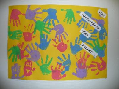 Unser Jahresthema für das neue Kindergartenjahr