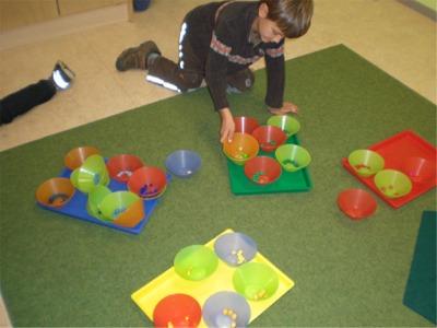 Mathematik: Sortieren, Klassifizieren, Reihenfolgen und Muster